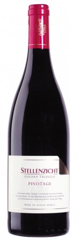 Stellenzicht Golden Triangle Pinotage 2008